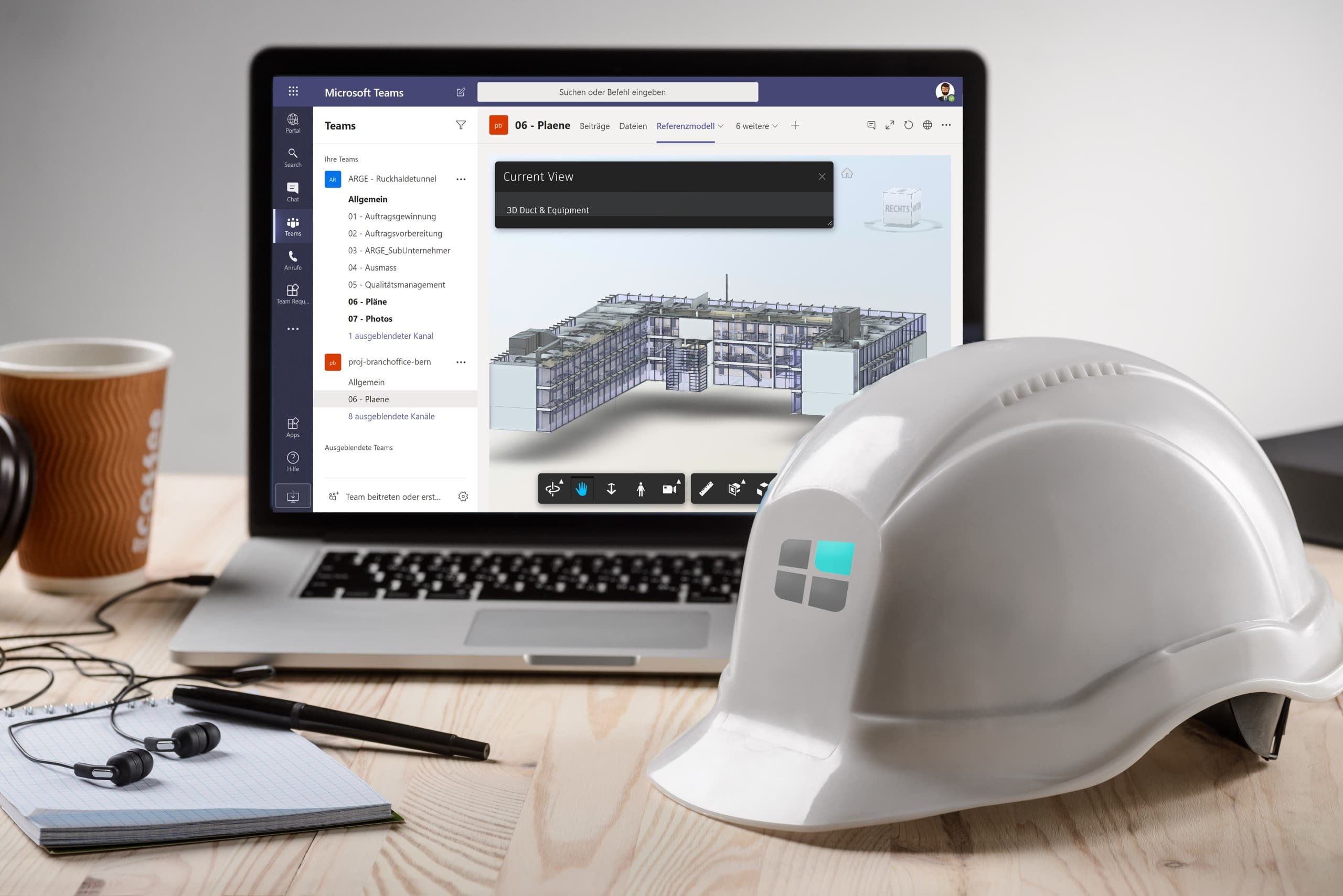 Digitale Bauakte & BIM 360